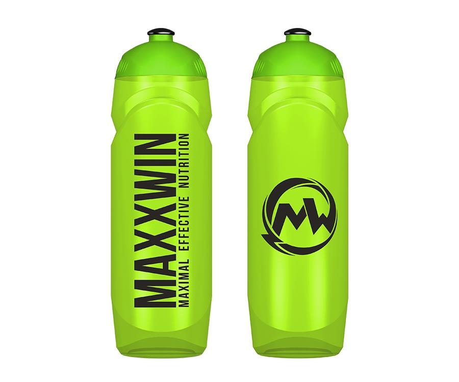 MAXXWIN Sportovní láhev MAXXWIN 750 ml - zelená